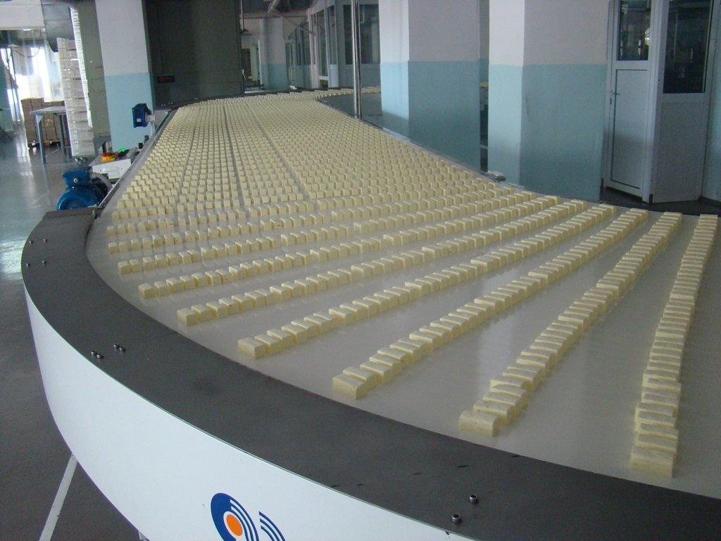 Производственная линия конфет