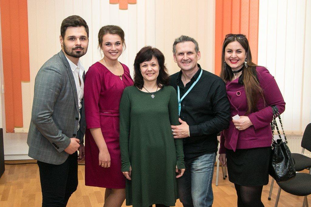 Участники бизнес форума