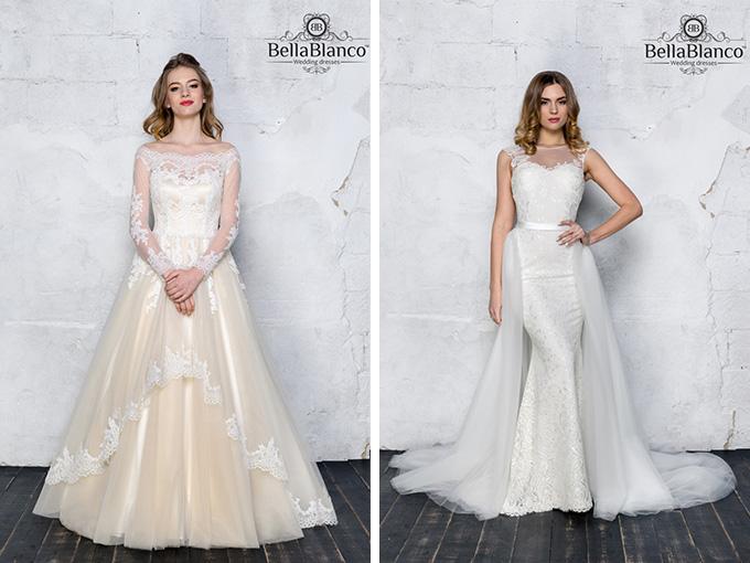 Свадебные платья Bella Blanco 2017