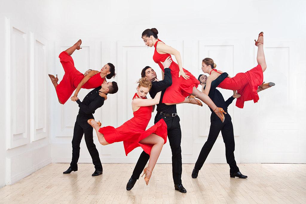 Balldance Theater by Vitaliy Zagoruiko