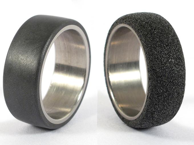 Кольца из необычных материалов