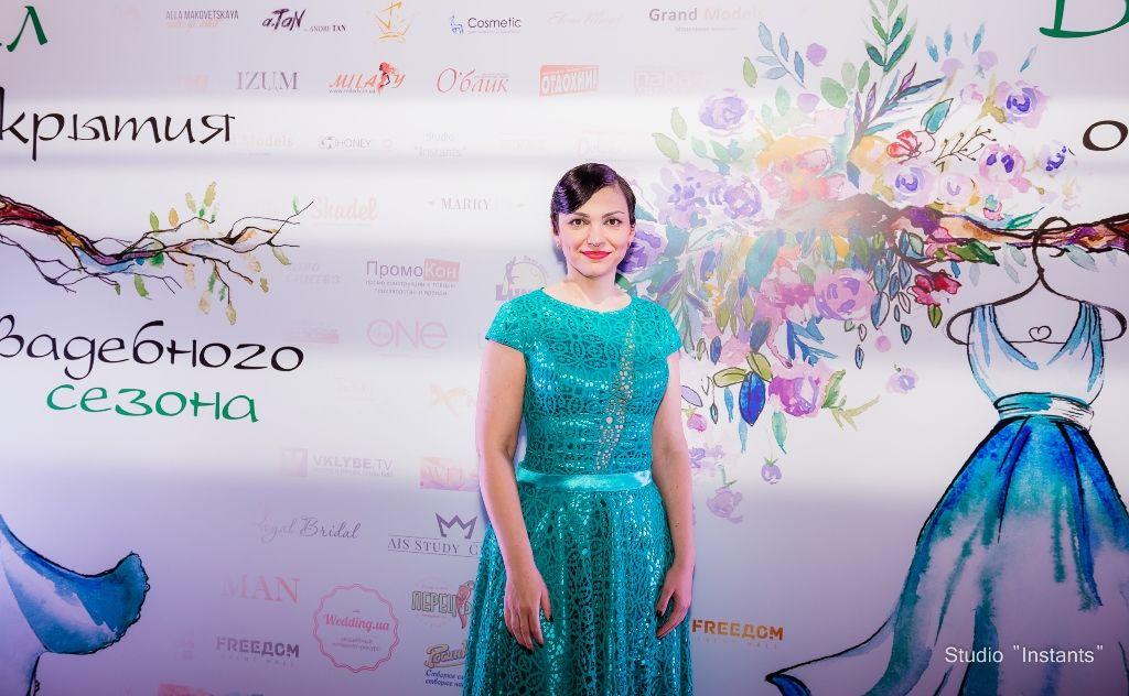 Алена Тарновецкая – владелица свадебного салона Royal Bridal