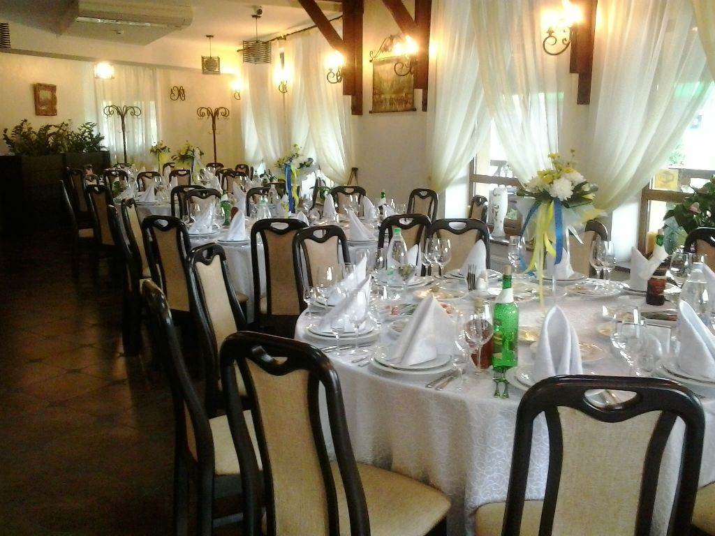 Ресторанно-гостиничный комплекс 'Шале'