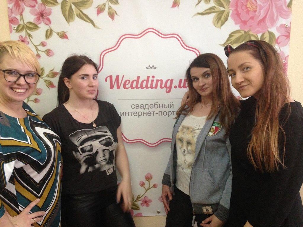 Лиля Блохина с дочерью в гостях у Wedding.ua с Викторией Шатохиной и Александрой Стасевич