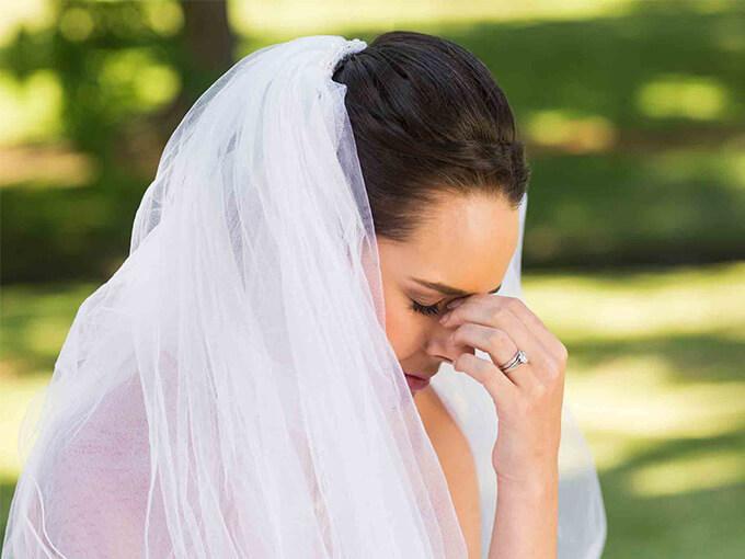 Печальная невеста