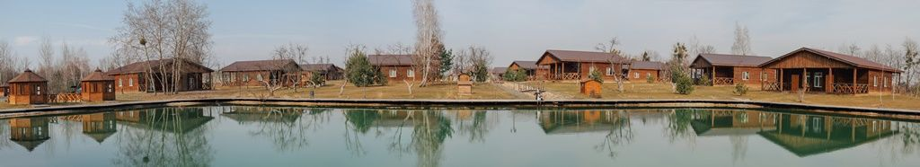 Загородный комплекс 'Бабушкин сад'