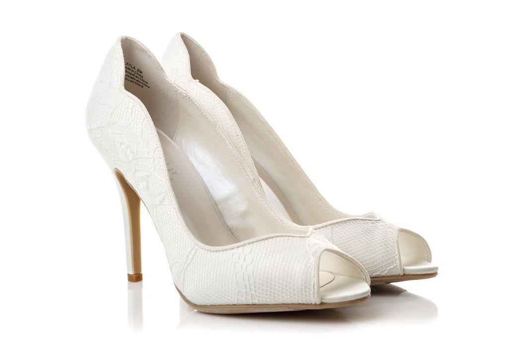 Свадебная обувь из новой коллекции