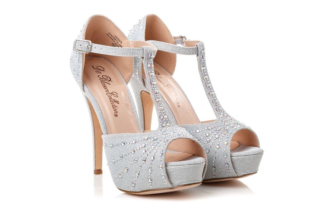 Новая потрясающая коллекция свадебной обуви от For Bride