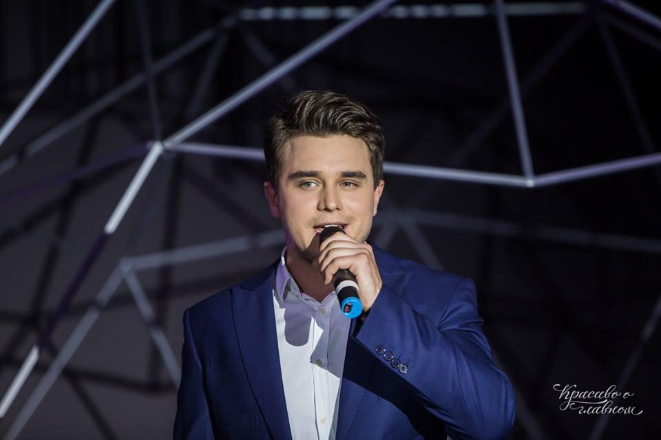 Влад Сытник – украинский певец