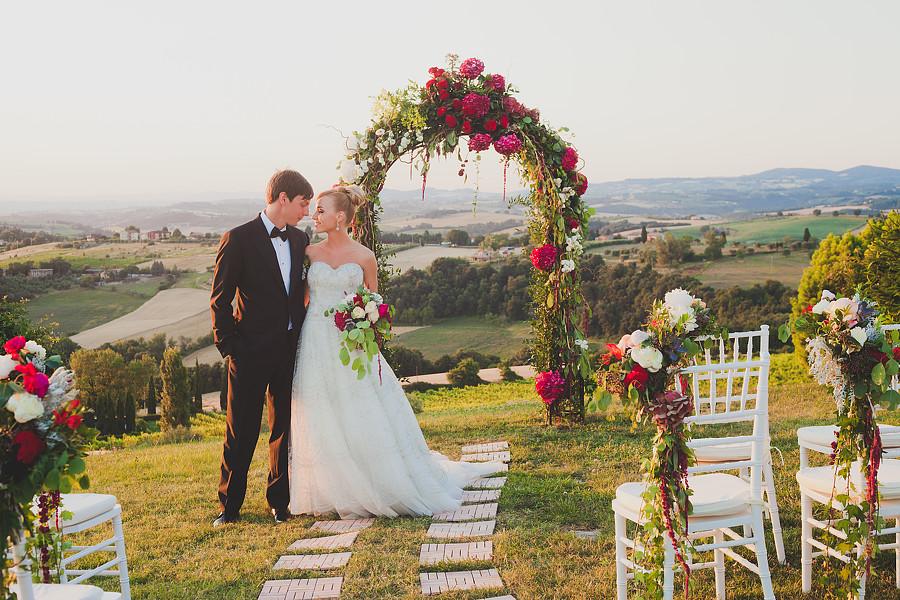 Весілля в Венеції (Італія)