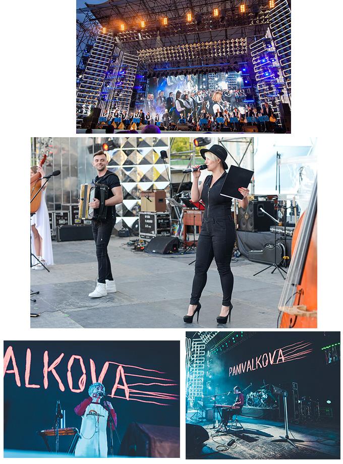 Еurovision 2017, Фанзона на Софииевской, Лара Мазур
