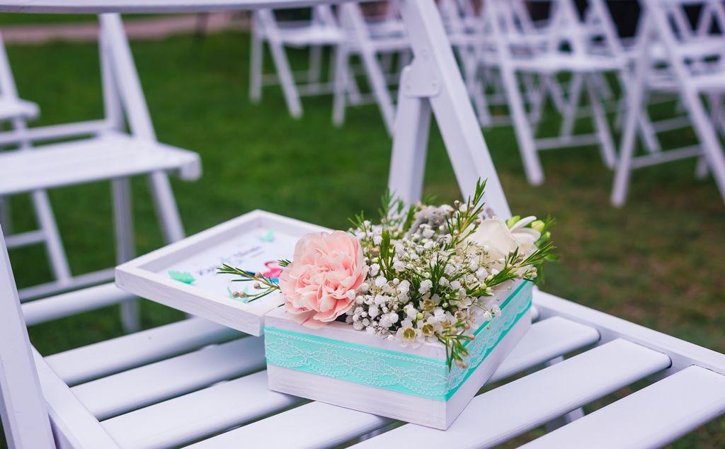 Свадебный бэкстейдж