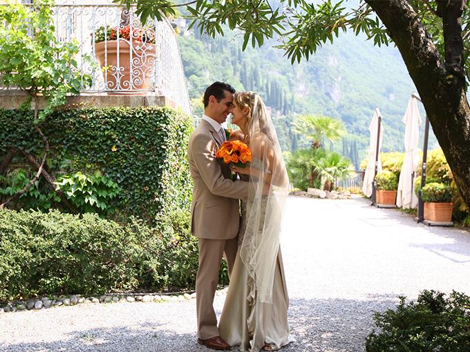 Официальная свадебная церемония в Италии