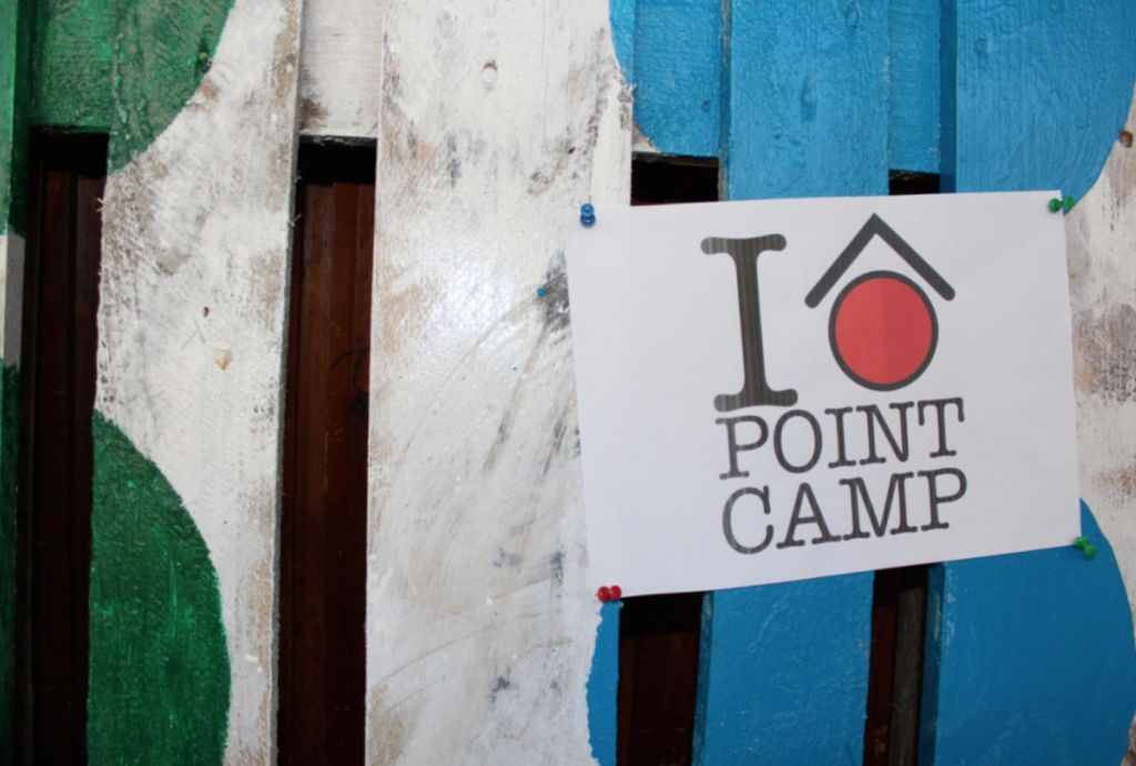 'POINT CAMP'