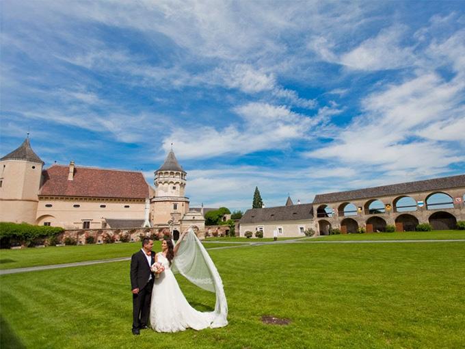Весілля в Австрії