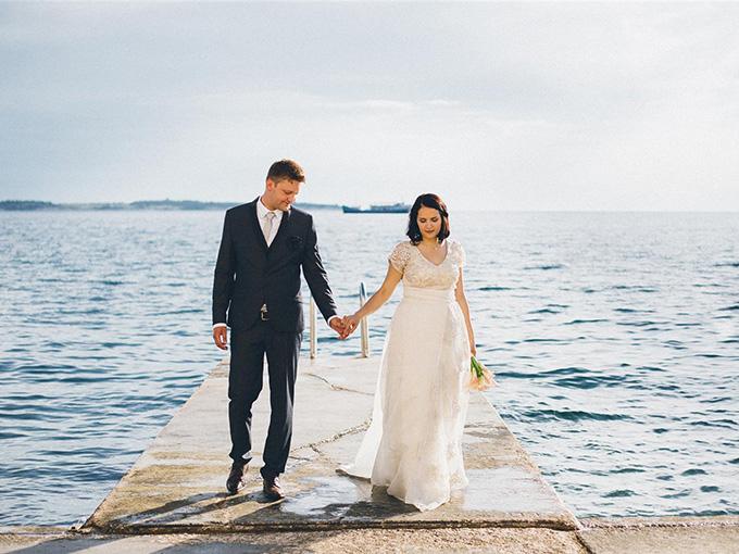Свадьба в Словении, Порторож