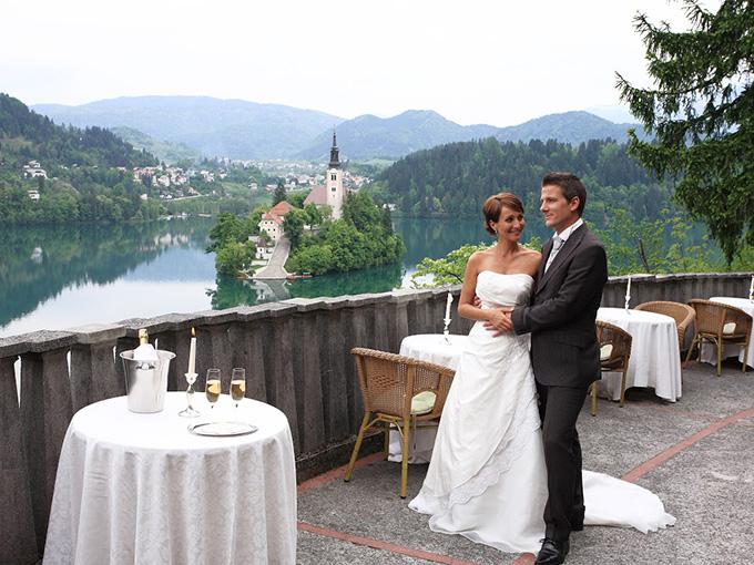 Весілля в Словенії