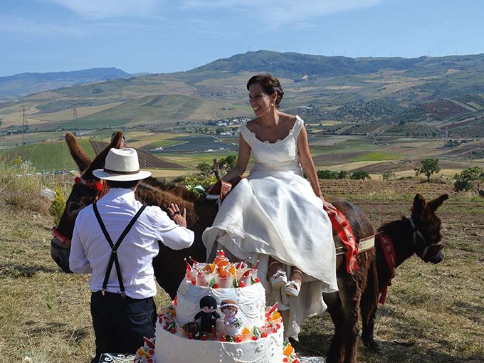 Свадебный туризм на Сицилии