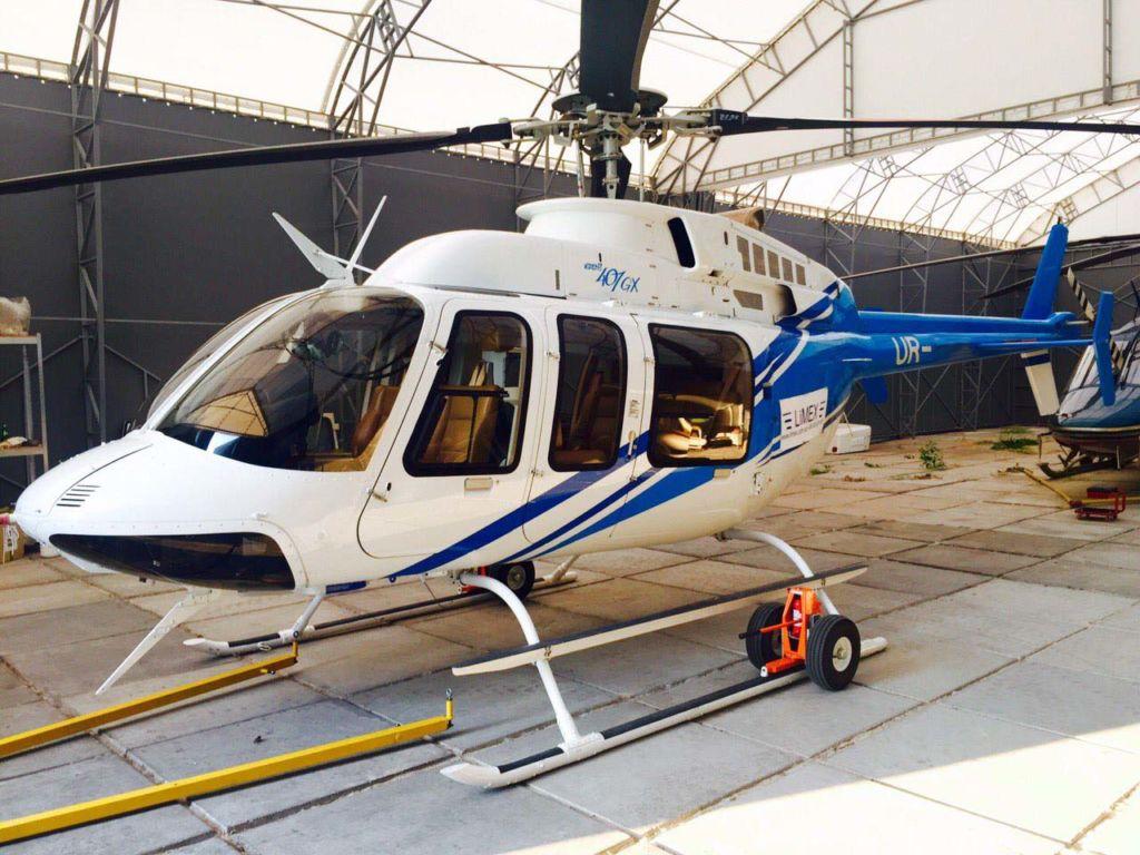 Вертолет Textron Bell 407 GX