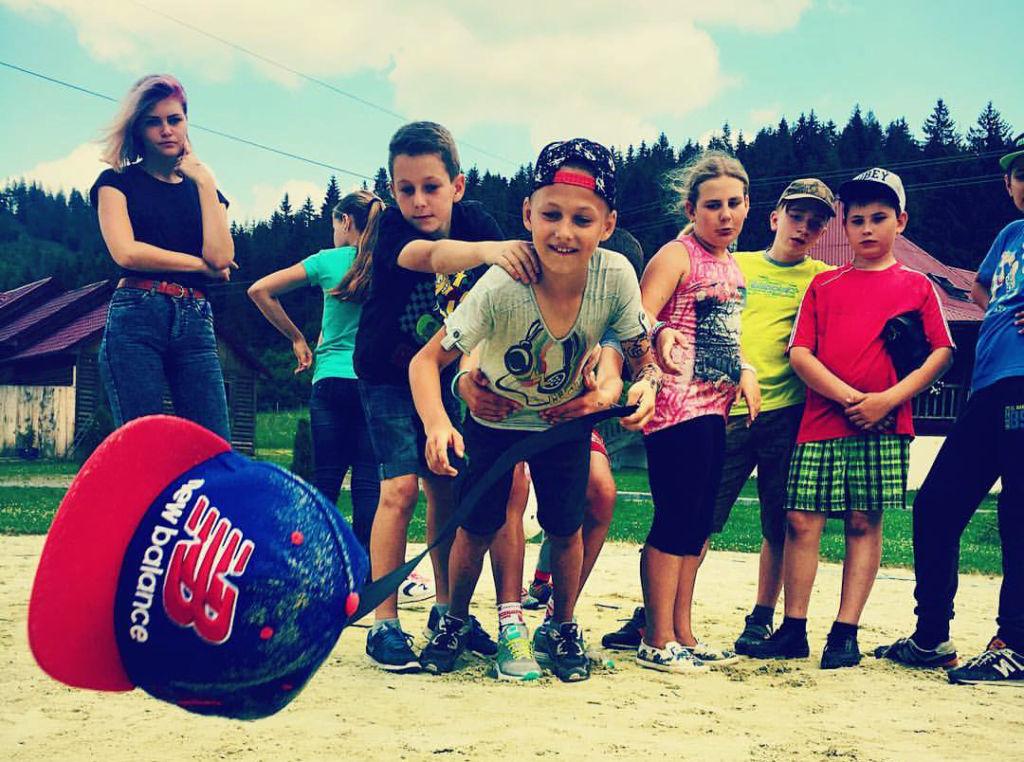 Детский лагерь BABUSHKA CAMP с изучением английского языка