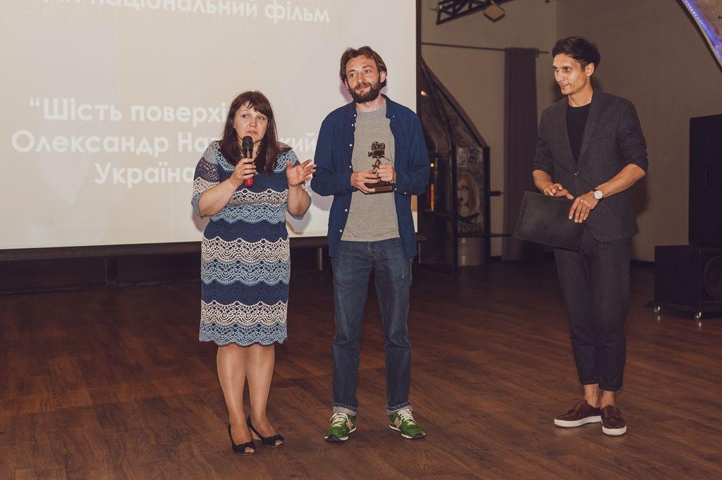 Лара и Евгений Мазур - ведущие на Международном Фестивале Короткометражных Фильмов KieVino