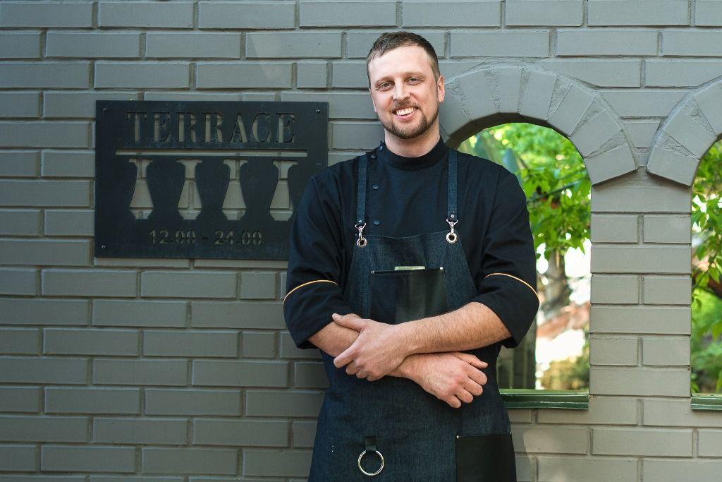 Шеф-повар Богдан Реминский