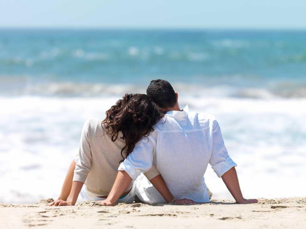 Медовый месяц молодоженов