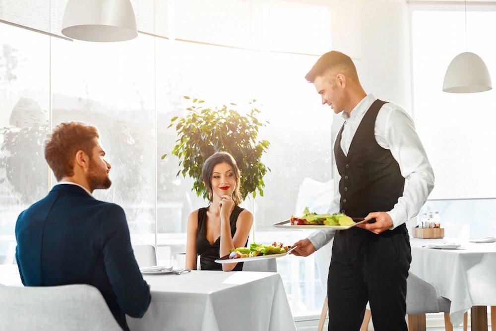 Поход в дорогой ресторан