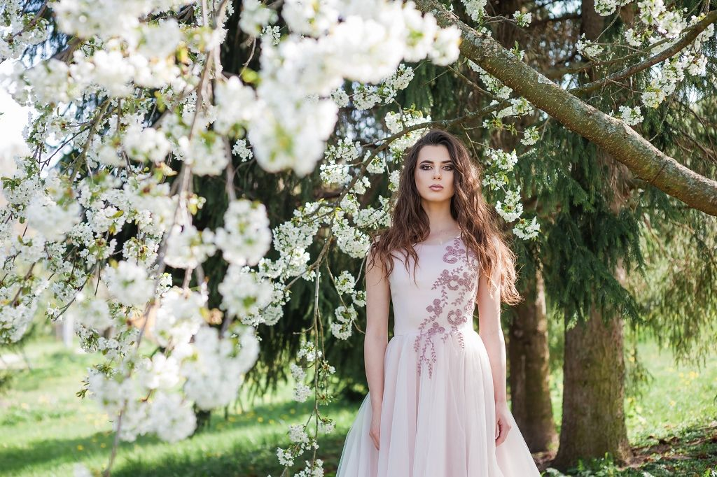 Фотосъёмка свадебных платьев