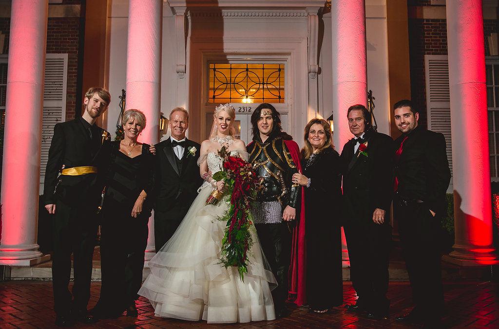 Экстравагантная свадьба Логана Зюйда и Дэйли Екатерины