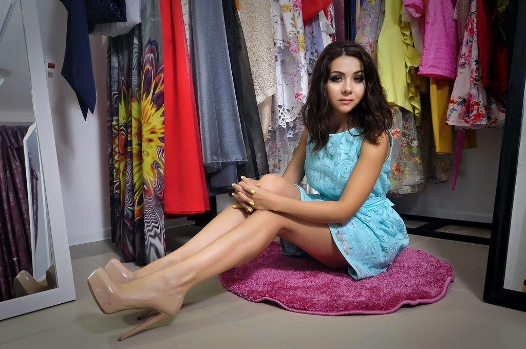 Кристина Захарова - создатель KRISTAL ROOM