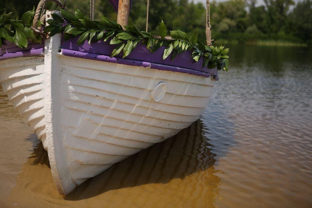 Необычная лодка