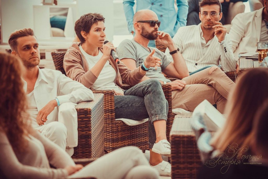 Wedding talks - VSE SVOI PARTY