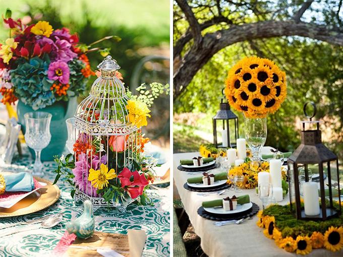 Оформление свадьбы профессиональными декораторами