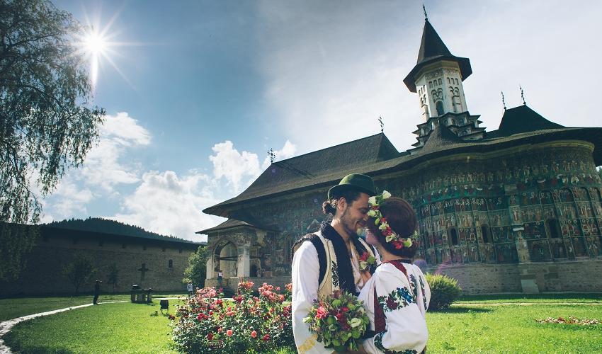 Молдавские обычаи на свадьбе