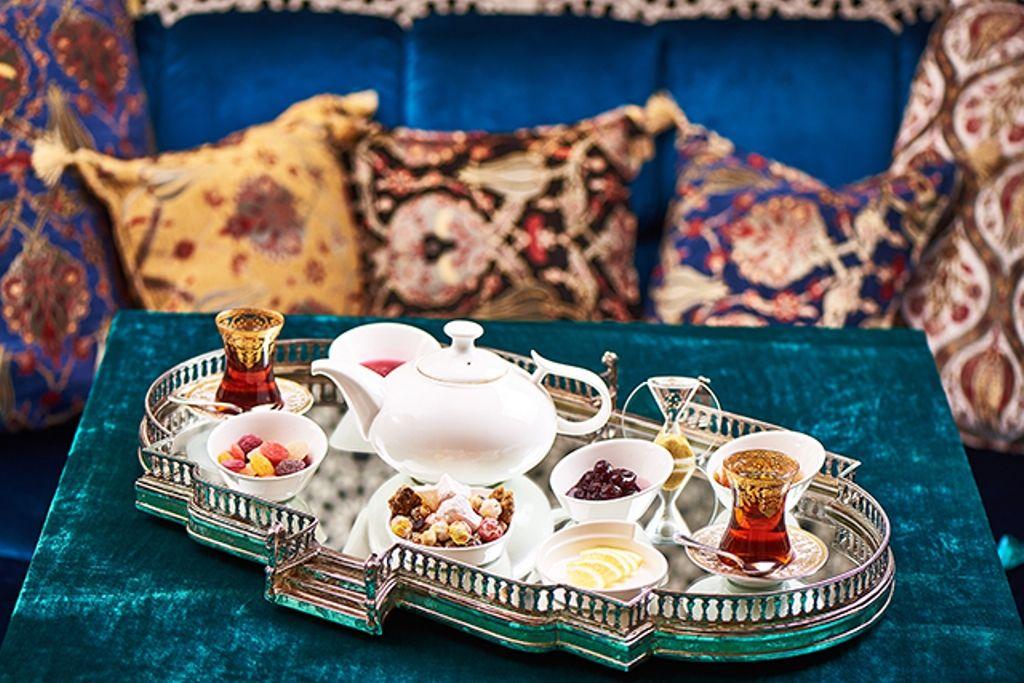 Ресторан 'Shah-Plov'