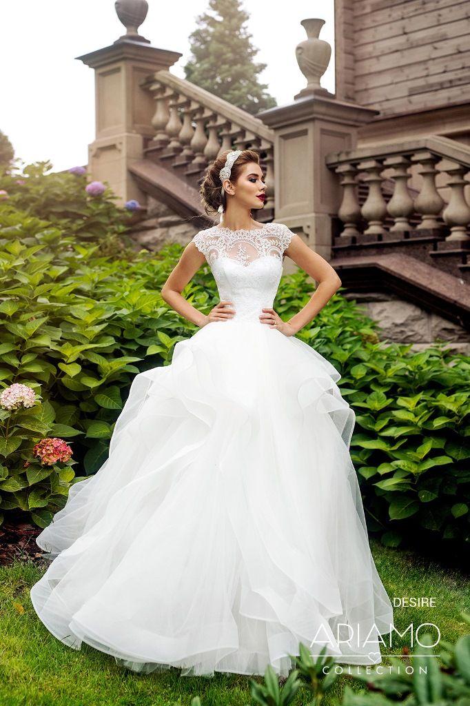 Свадебное платье коллекции Ariamo