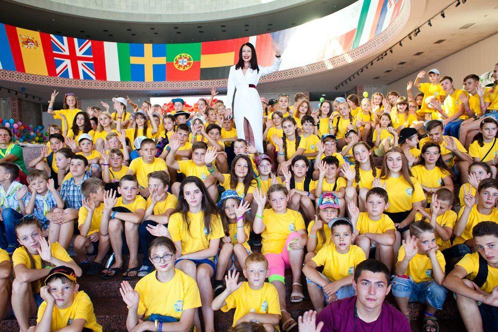 Татьяна Петракова подарила детям из интерната незабываемый праздник