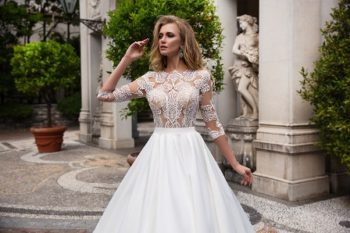 Приглашаем вас окунуться в мир свадебной моды Гранд Ажур!