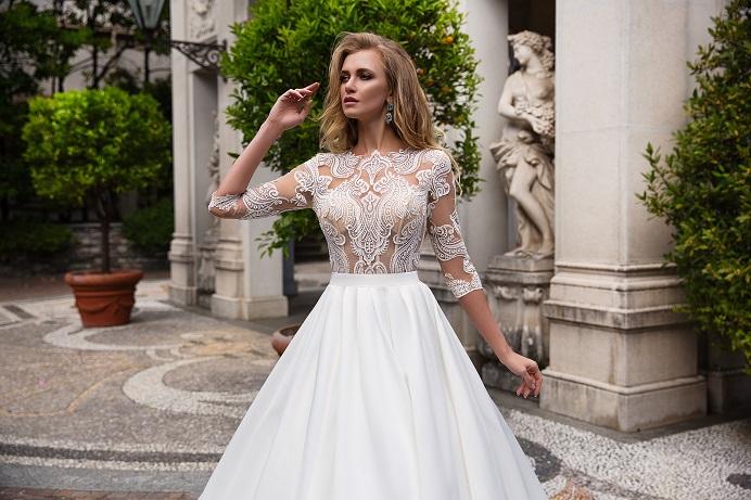 Свадебное платье от Гранд Ажур