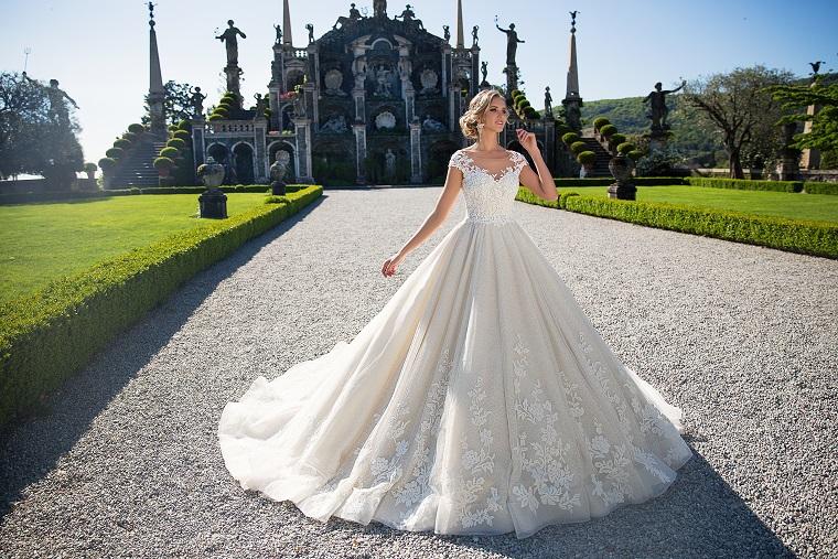 Свадебный наряд от салона Гранд Ажур