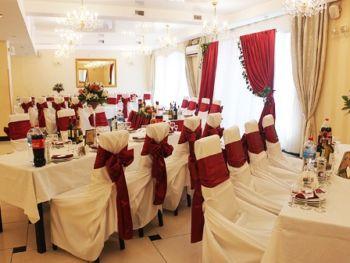 Предложения на свадебный сезон осенний ресторанов 'Верховина'