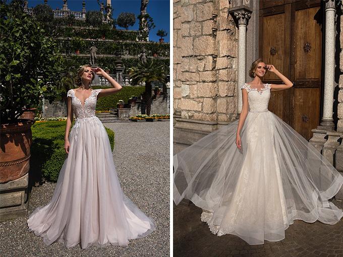 Свадебные наряды от салона Гранд Ажур