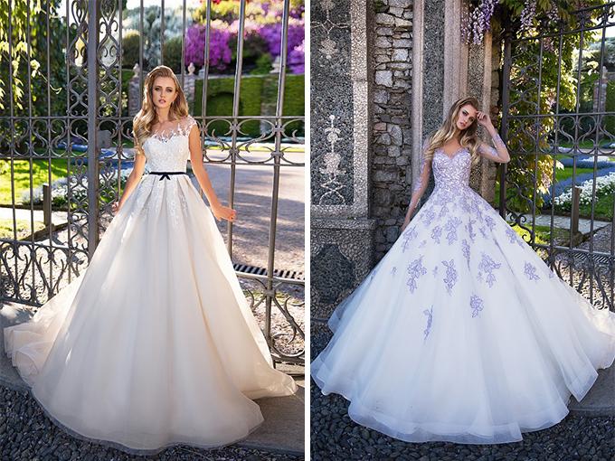 Свадебные платья от салона Гранд Ажур