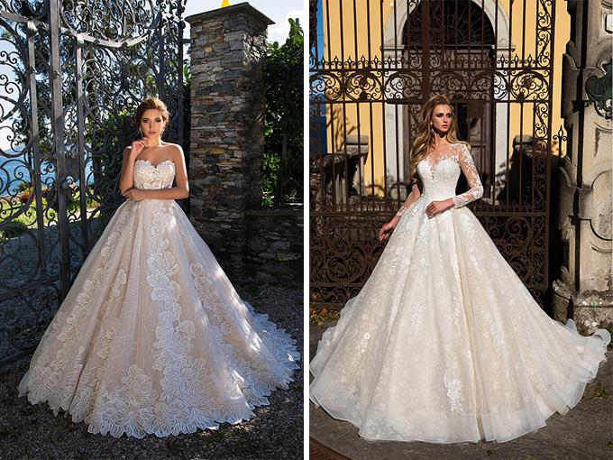 Свадебные платья от Гранд Ажур