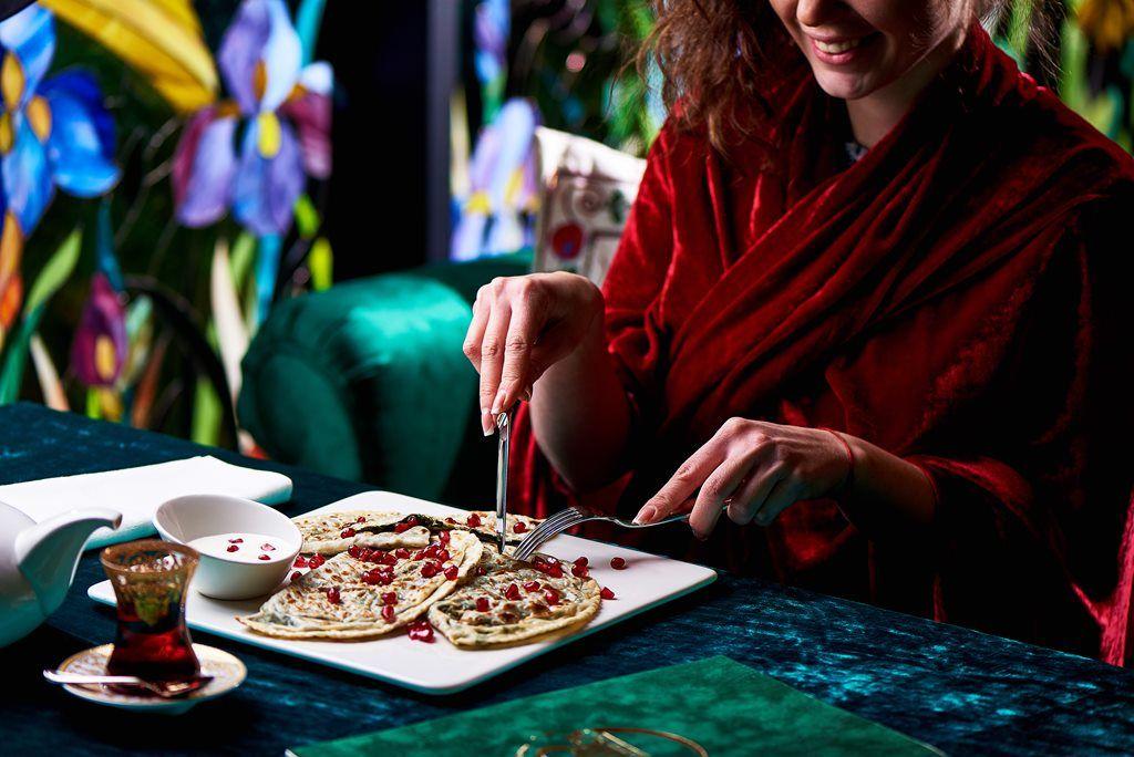 Ресторан восточной кухни 'Shah-Plov'