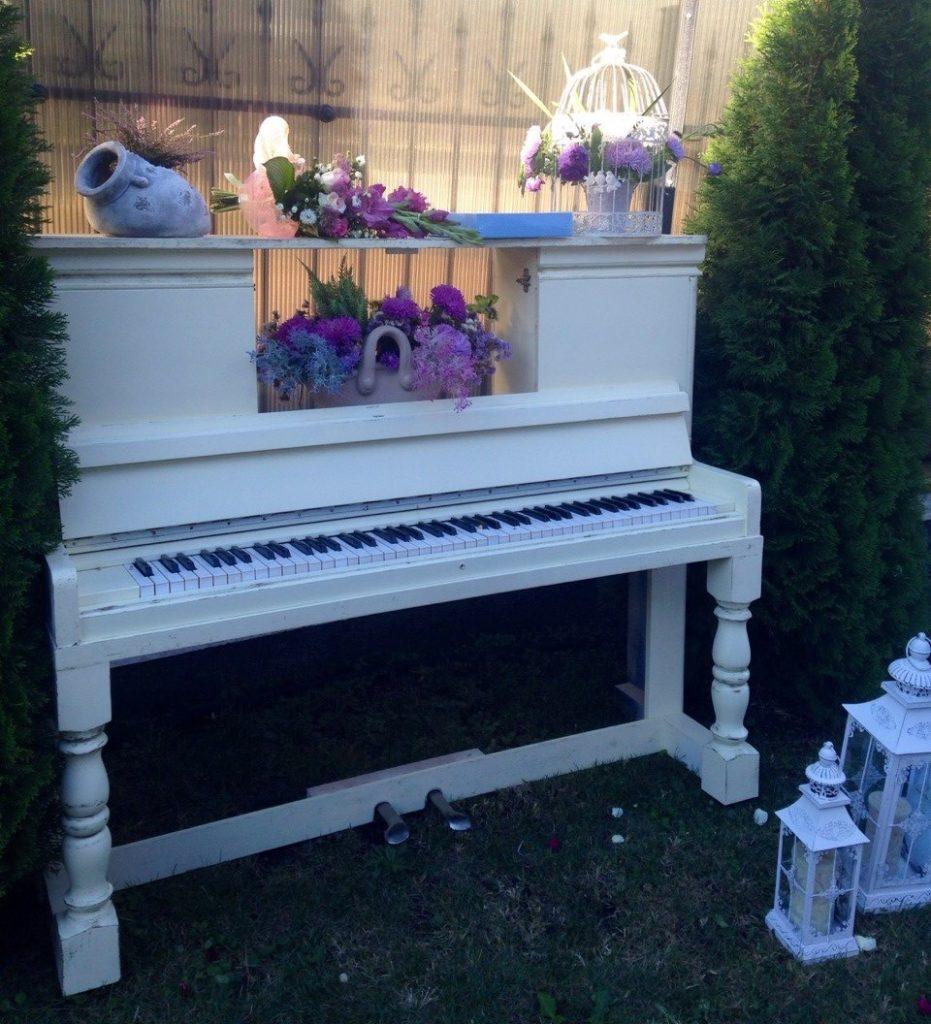 Сиреневый рояль