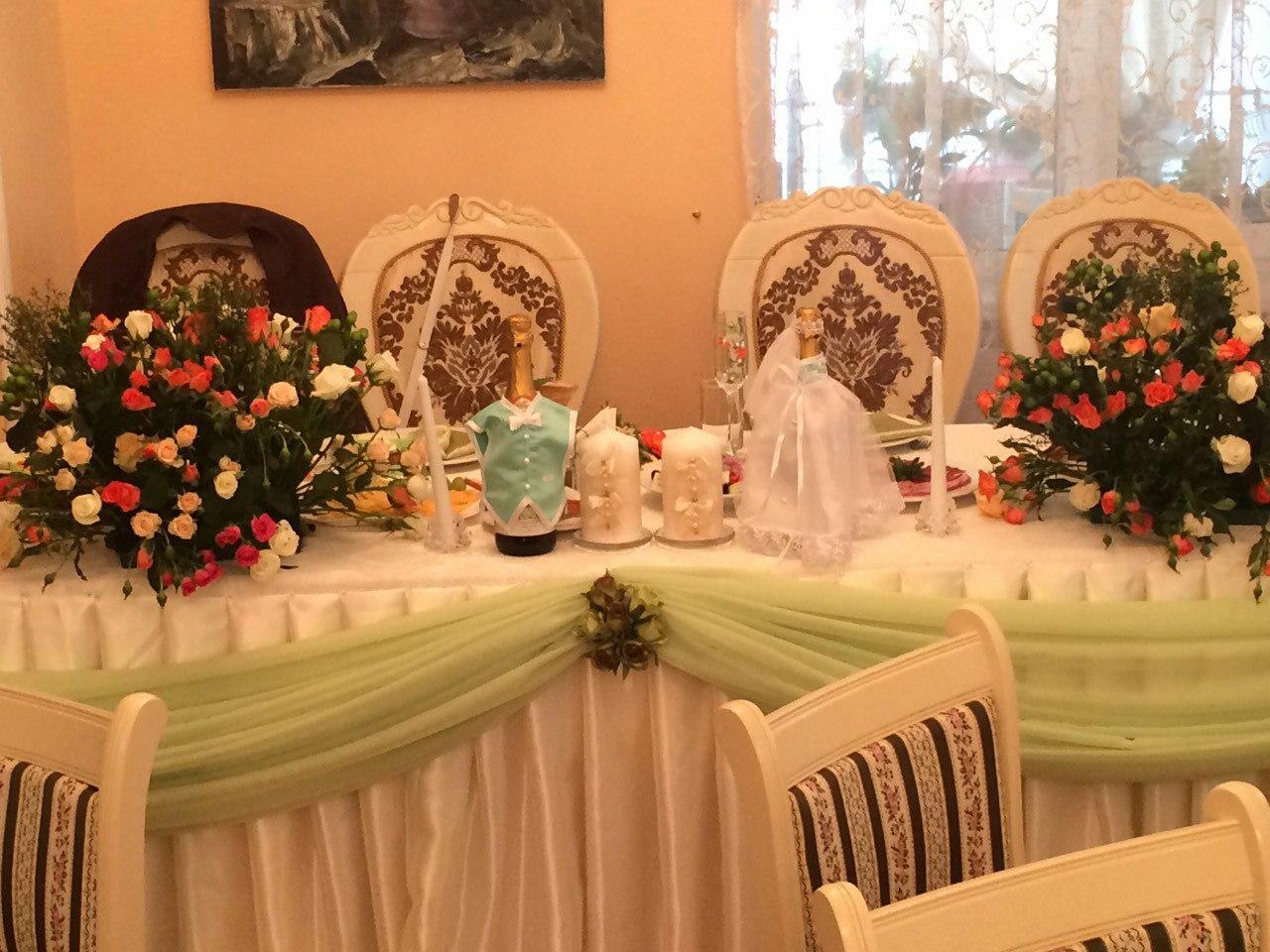 Декор свадьба киев
