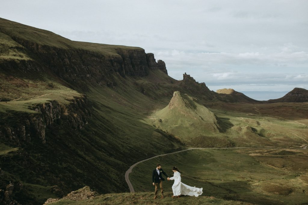 Photographed in Quiraing Isle of Skye, Scotland © Keegan Cronin of Keegan Cronin Photography