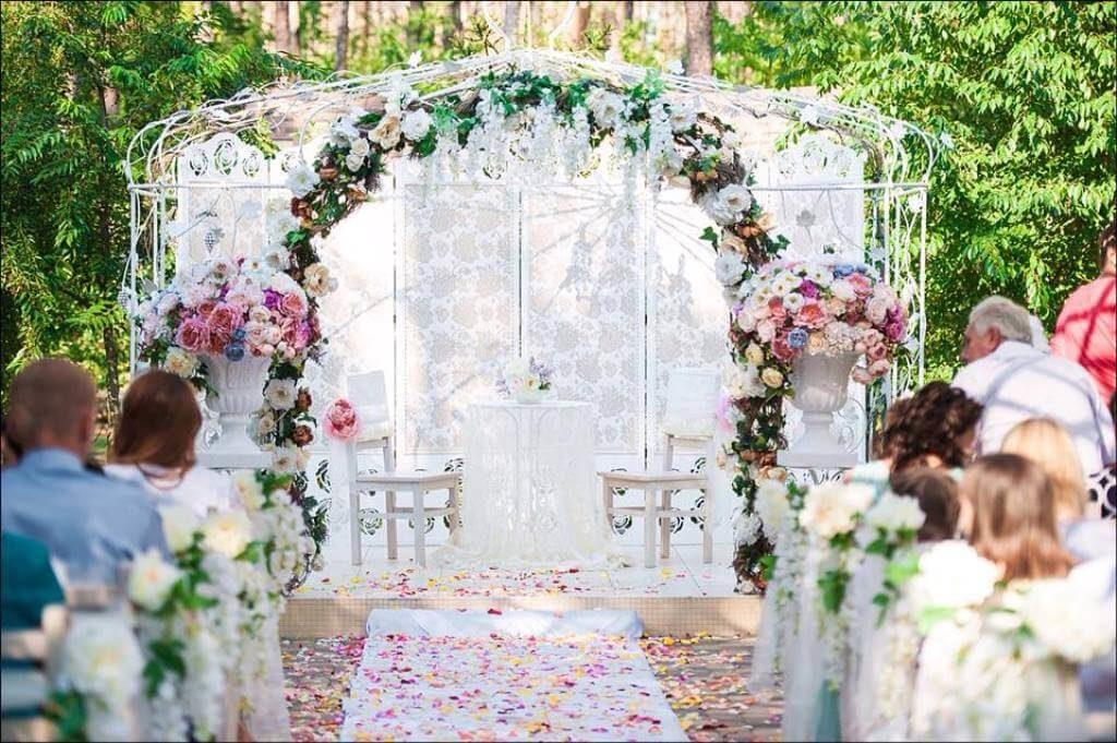Свадьба в Загородном комплексе 'Вилла Вита'